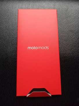 Motomod batería nuevo