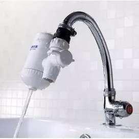 Purificador De Agua Filtro Ceramico  Carbon Activado