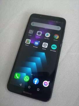 Vendo Huawei y7 2018 para ya