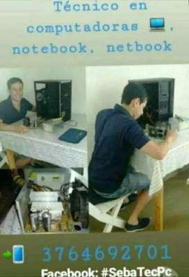 Tecnico de computadoras