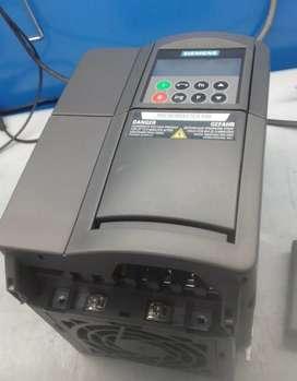 Variadores Micromaster Siemens 5 Y 10 Hp