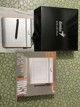 Tableta Genius i405X de diseño grafico
