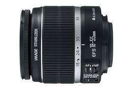 vendo lente de canos efs 18-55mm en  150 dolares 0