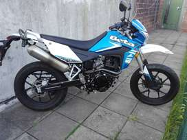 Beta motard 200 cc