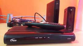 Routers y decodificador