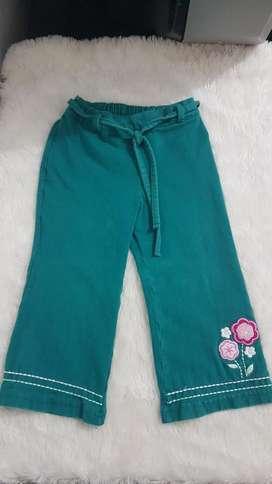 Hermoso Pantalon Niña