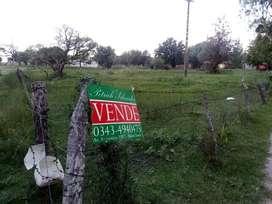 Terreno en venta en Tabossi, Entre Ríos