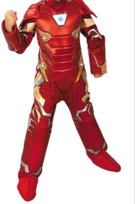 Ironman infinity war niño