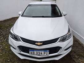 CRUZE UNICA MANO IMPECABLE!