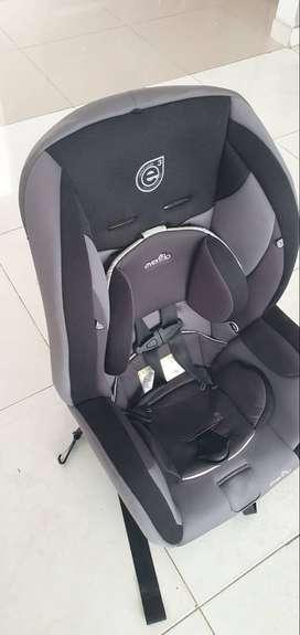 Silla de bebe para carro - Evenflo Sure Ride Titan 65