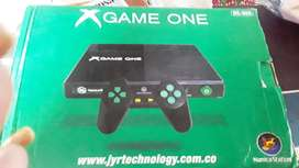 X game one nuevo