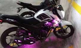 Venta moto cr4 125