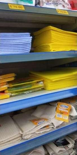 Repositores Supermercado
