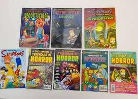 Comics Los Simpsons