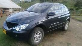 Ssangyong Actyon 4x2 Full
