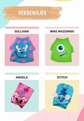 Pijamas para ti y tú mascota, ropa a medida para tu mascota
