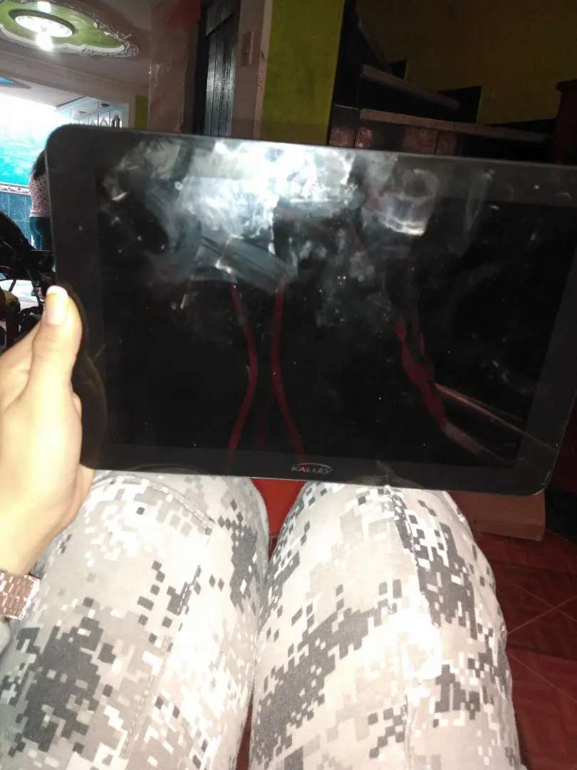 Se vende tablet kalley se hace cambios 0