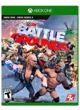 Juego Xbox One W2k Battle Grounds