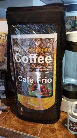 Dispensador Portatil de Cafe Nitrogenado