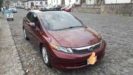 Vendo Honda Civic 2012