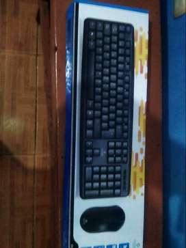 venta de teclado y mauses