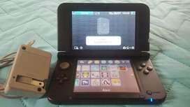 Se vende o se permuta Nintendo 3ds XL com nuevo