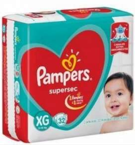 Pampers supersec