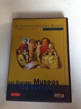 Pelicula los grandes museos de europa