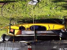 Vendo kayak de travesia