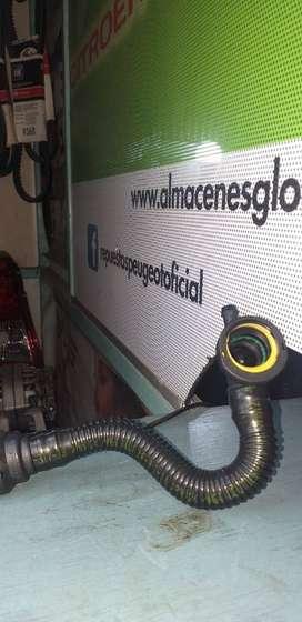 Repuestos peugeot 206 manguera o racor de vapor manta machala loja cuenca quito ambato riobamba