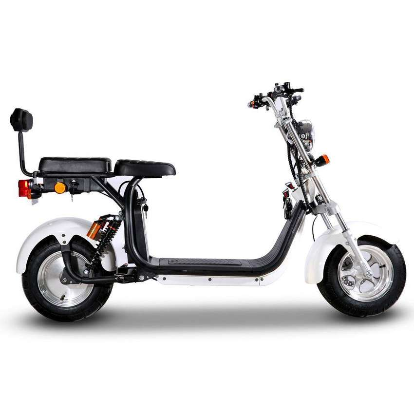 Moto Eléctrica Scooter Vortex Model X 2000w 20ah Original 0