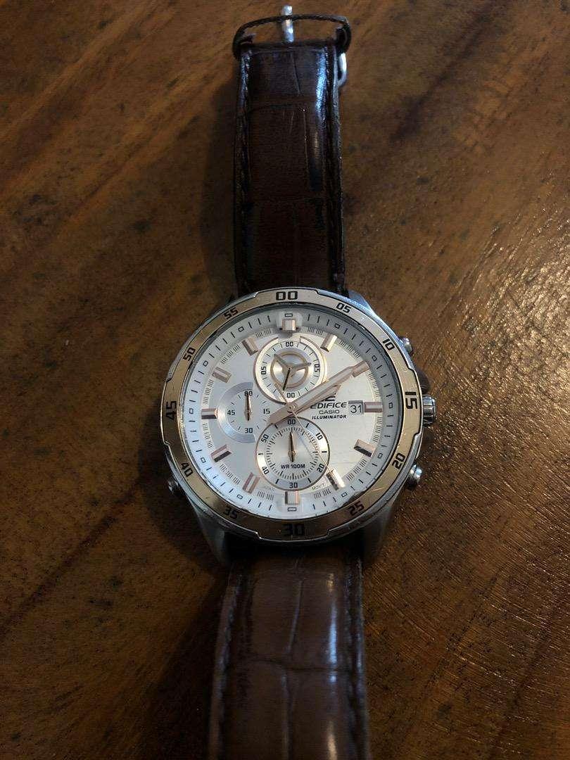 Reloj CASIO EDIFICE ORIGINAL CRONO