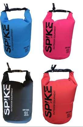Maleta Bolsa impermeable Dry Bag SPIKE de 2 Litros