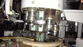 Maquinas de envasado industrial