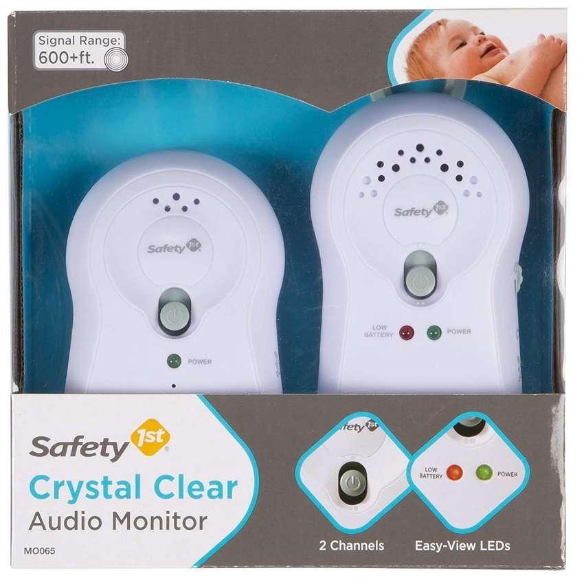 Monitor para Bebe 2 Canales de Audio Cry 0