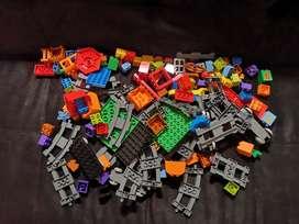 Vendo tren  fichas lego