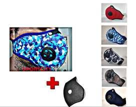 Mascara yofa con diseños exclusivos