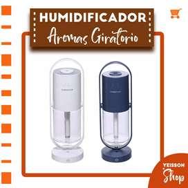 HUMIDIFICADOR GIRATORIO