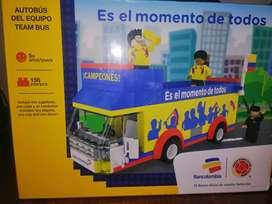 Lego selección colombia mundial 2014