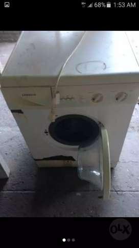 Vendo lavarropas longvie l616