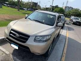Hyundai Santa Fe 2008 / 2009 Automática 3 Filas 4x4 Cuero a 9800 Dolares