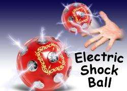 La pelota caliente, hot pottato o shocking ball