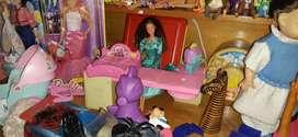 Barbies varios precios