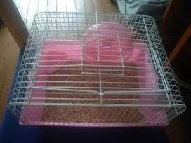 Jaula para Hamster Full