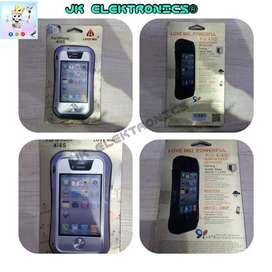 Funda iPhone 4,4s Blindada Ultraresistente Waterproof Sumergible Gorilla Glass
