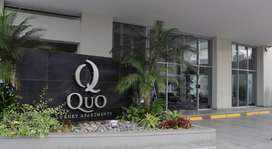 Departamento en Venta, Edificio Quo Luxury, Norte de Guayaquil - G. Higuera