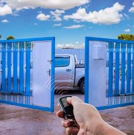Automátizamos portónes residenciales comerciales e industriales.