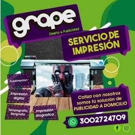 SERVICIO DE IMPRESION EN BOGOTA