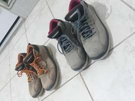 Vendo zapatillas de seguridad de Dama Funcional usadas