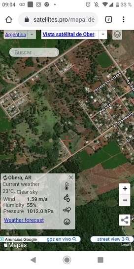 Vendo Terreno en colonia Alberdi